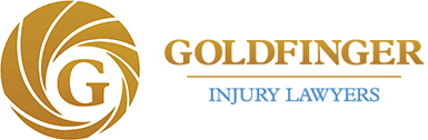 Logo of Goldfinger Law