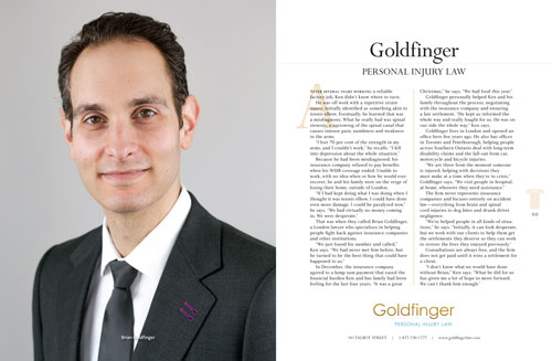 Goldfinger - Personal Injury Law
